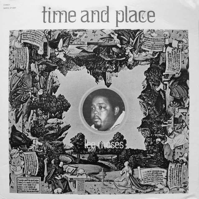 "Currently out of print: Castle Music's 2007 anthology, ""Time & Place"" by Lee Moses."