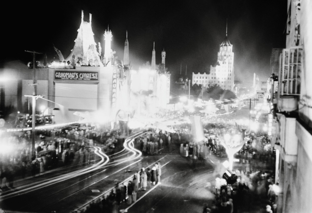 Hells Angels Premiere. Hollywood 1930. COPYRIGHT PROTECTED, TASCHEN 2009